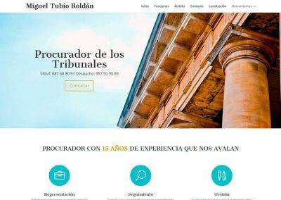 Procuradortubio.es