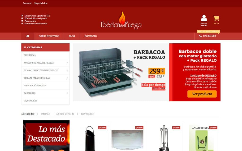 Ibericadelfuego.es